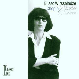 Etüden Op.10 & 25, Elisso Wirssaladze