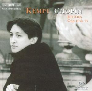 Etüden Op.10 Und 25, Freddy Kempf