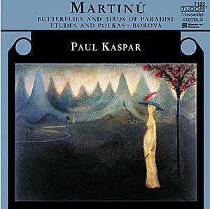 Etüden Und Polkas/Schmetterlin, Paul Kaspar