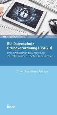 EU-Datenschutz-Grundverordnung (DSGVO), Holger Mühlbauer