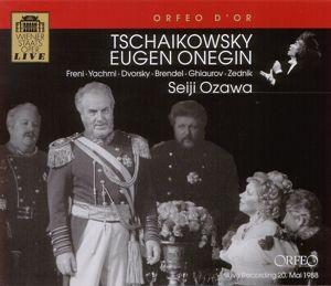 Eugen Onegin (Ga), Freni, Dvorsky, Ghiaurov, Ozawa, Wso