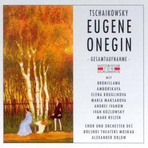Eugene Onegin, Chor U.Orch.D.Bolshoi Theaters
