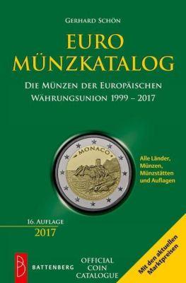 Euro-Münzkatalog, Gerhard Schön