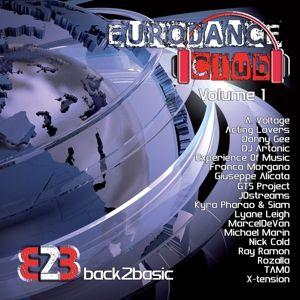 Eurodance Club Vol.1 (Back To Basic), Diverse Interpreten