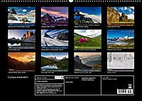 Europa erwandernAT-Version (Wandkalender 2019 DIN A2 quer) - Produktdetailbild 13