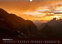Europa erwandernAT-Version (Wandkalender 2019 DIN A3 quer) - Produktdetailbild 9