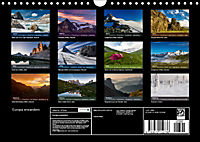 Europa erwandernAT-Version (Wandkalender 2019 DIN A4 quer) - Produktdetailbild 13