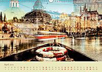 Europa Foto-Kunst Collagen (Wandkalender 2019 DIN A3 quer) - Produktdetailbild 4