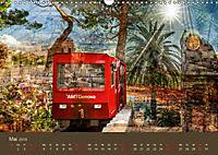 Europa Foto-Kunst Collagen (Wandkalender 2019 DIN A3 quer) - Produktdetailbild 5