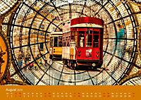 Europa Foto-Kunst Collagen (Wandkalender 2019 DIN A3 quer) - Produktdetailbild 8