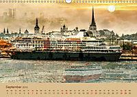 Europa Foto-Kunst Collagen (Wandkalender 2019 DIN A3 quer) - Produktdetailbild 9