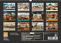 Europa Foto-Kunst Collagen (Wandkalender 2019 DIN A3 quer) - Produktdetailbild 13