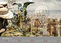 Europa Foto-Kunst Collagen (Wandkalender 2019 DIN A4 quer) - Produktdetailbild 11