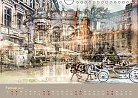 Europa Foto-Kunst Collagen (Wandkalender 2019 DIN A4 quer) - Produktdetailbild 2