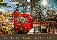 Europa Foto-Kunst Collagen (Wandkalender 2019 DIN A4 quer) - Produktdetailbild 5