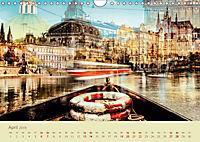 Europa Foto-Kunst Collagen (Wandkalender 2019 DIN A4 quer) - Produktdetailbild 4