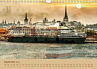 Europa Foto-Kunst Collagen (Wandkalender 2019 DIN A4 quer) - Produktdetailbild 9