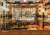 Europa Foto-Kunst Collagen (Wandkalender 2019 DIN A4 quer) - Produktdetailbild 10