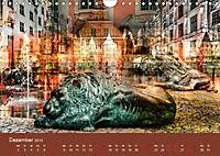 Europa Foto-Kunst Collagen (Wandkalender 2019 DIN A4 quer) - Produktdetailbild 12