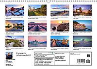 Europa im schönsten Licht (Wandkalender 2019 DIN A3 quer) - Produktdetailbild 13
