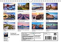 Europa im schönsten Licht (Wandkalender 2019 DIN A4 quer) - Produktdetailbild 13