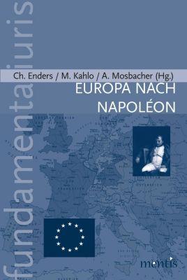 Europa nach Napoléon
