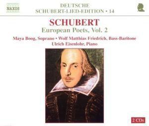 Europäische Dichter Vol.2, Boog, Friedrich, Eisenlohr