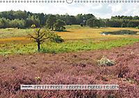 Europäische Heidelandschaften (Wandkalender 2019 DIN A3 quer) - Produktdetailbild 10