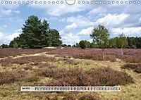 Europäische Heidelandschaften (Wandkalender 2019 DIN A4 quer) - Produktdetailbild 4