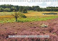 Europäische Heidelandschaften (Wandkalender 2019 DIN A4 quer) - Produktdetailbild 10