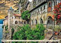 Europäische Klöster - unvergängliche Schönheiten (Wandkalender 2019 DIN A4 quer) - Produktdetailbild 1