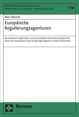 Europäische Regulierungsagenturen, Marc Bienert