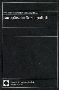 Europäische Sozialpolitik