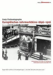 Europäisches Jahrmarktkino 1896 - 1916, Edition Filmmuseum 18