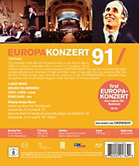 Europakonzert 1991 Prag - Produktdetailbild 1