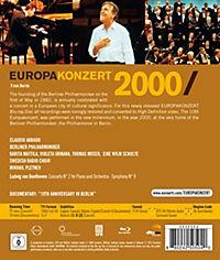 Europakonzert 2000 Berlin - Produktdetailbild 1
