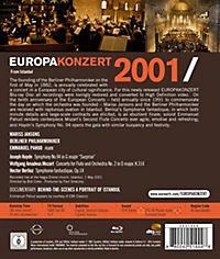Europakonzert 2001 Istanbul - Produktdetailbild 1