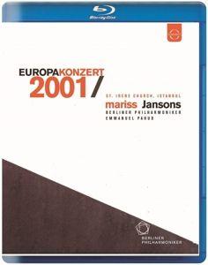 Europakonzert 2001 Istanbul, Jansons, Pahud, Bp