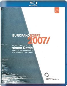 Europakonzert 2007, Sir Simon Rattle, Bp