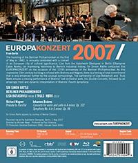 Europakonzert 2007 - Produktdetailbild 1