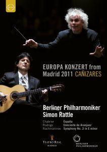 Europakonzert 2011 (Madrid), Canizares, Rattle, Bpo