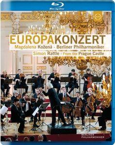 Europakonzert 2013, Magdalena Kozena, Simon Rattle, Bp