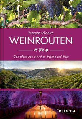 Europas schönste Weinrouten -  pdf epub