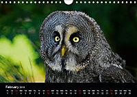 EUROPEAN BIRDS of PREY (Wall Calendar 2019 DIN A4 Landscape) - Produktdetailbild 2