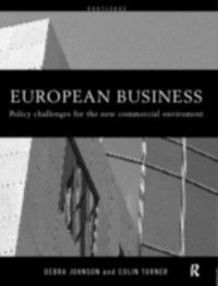 European Business, Debra Johnson, Colin Turner