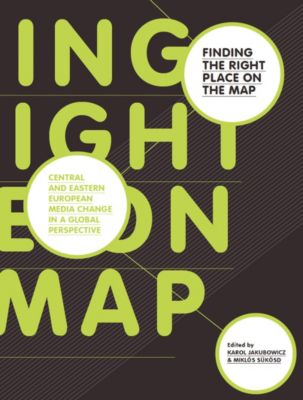 European Communication Research and Education Association (E: Finding the Right Place on the Map
