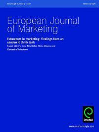 European Journal of Marketing: European Journal of Marketing, Volume 36, Issue 4