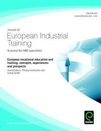 European Vocational Education and Training
