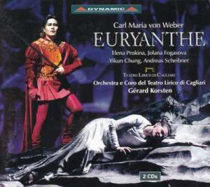 Euryanthe, Gerard Korsten