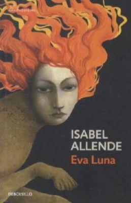 Eva Luna, spanische Ausgabe, Isabel Allende